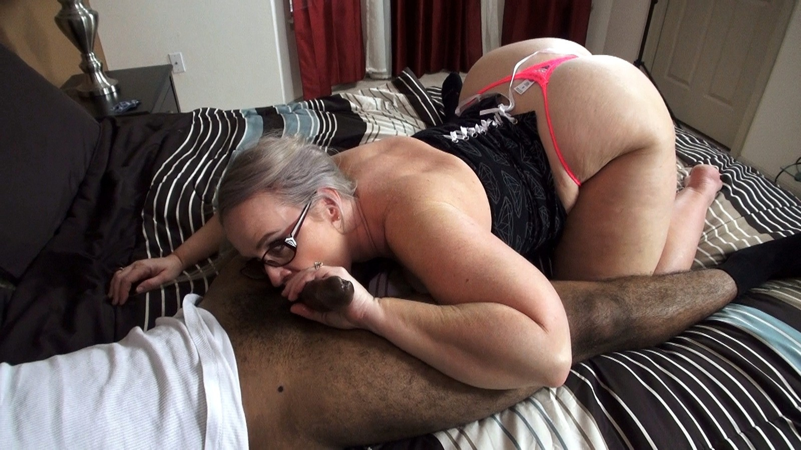A bbc for hotwife dayna vendetta while cuckold watching 5