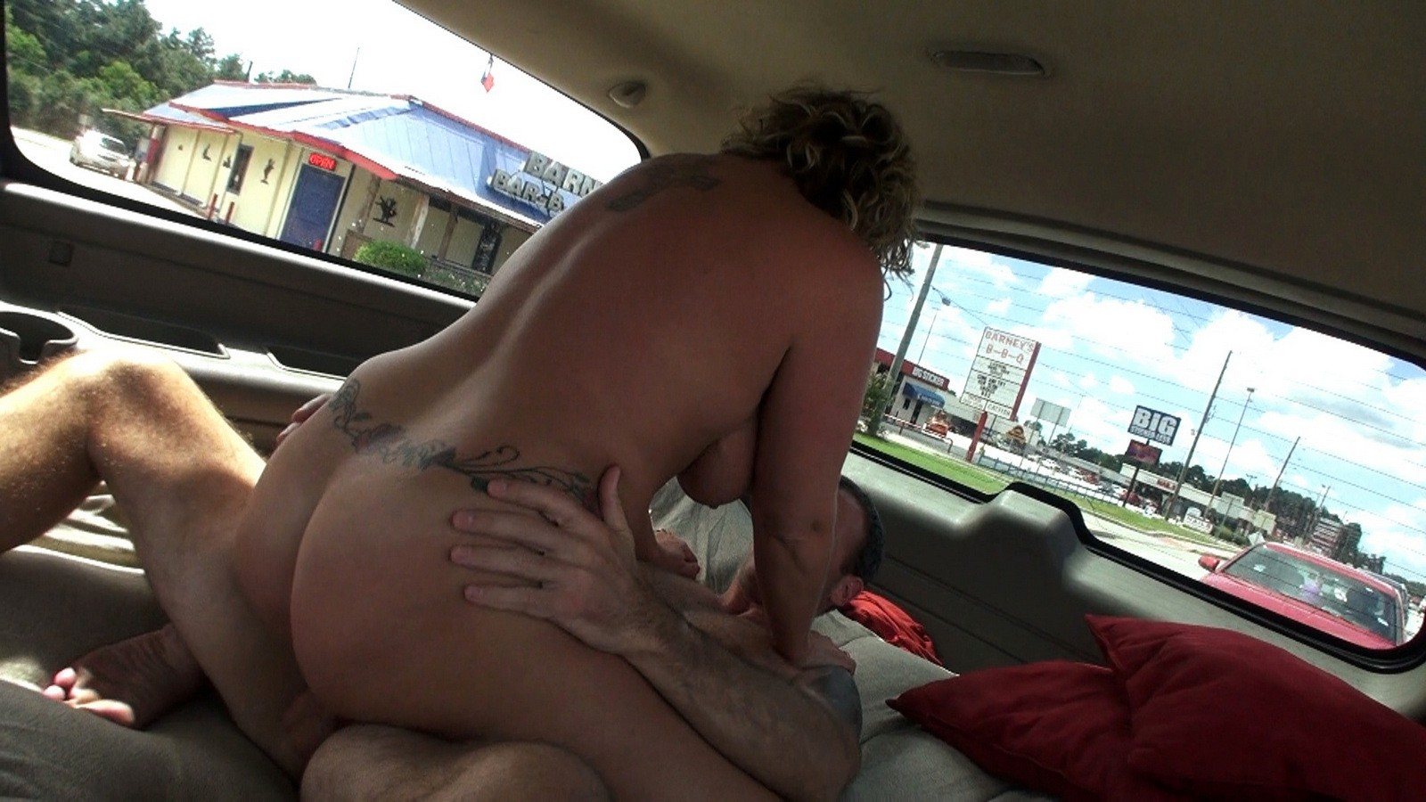 first time car sex